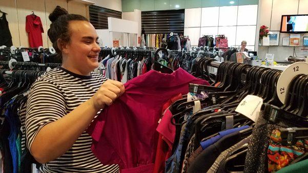 Communities@Work Best Dressed Store Volunteer