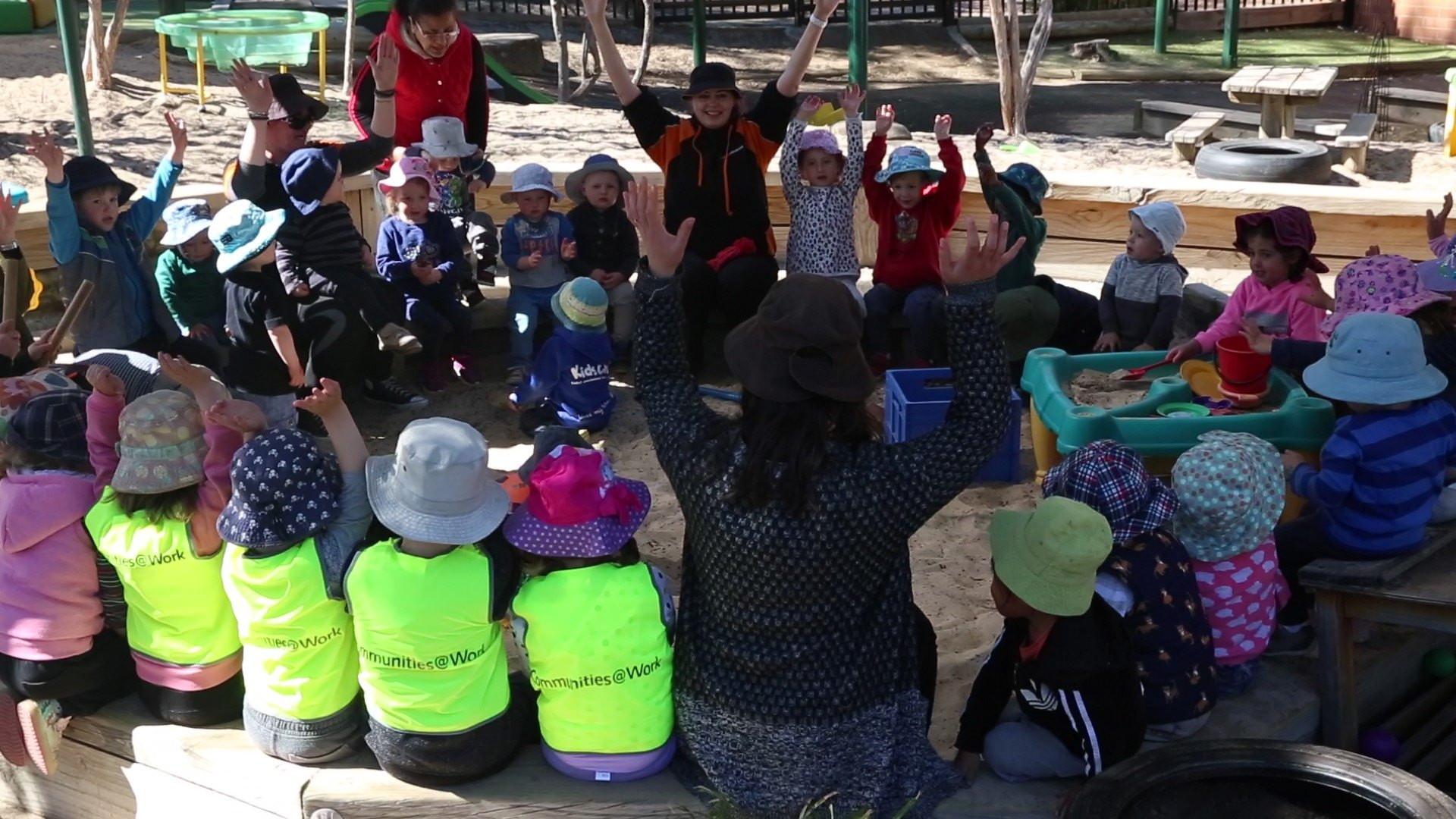 Communities@Work Children's Services Reconcilation