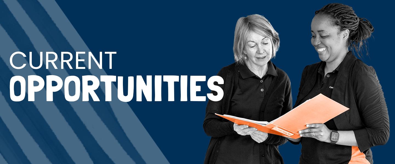 Communities@Work Current Opportunities: Careers